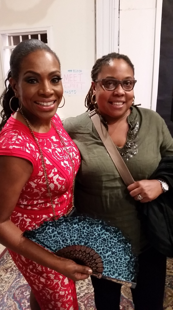 Sheryl Lee Ralph and I